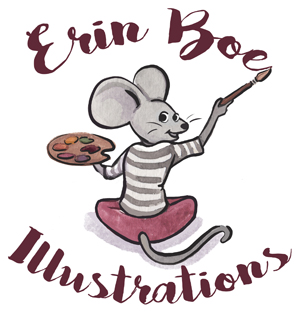 Erin Boe Illustration